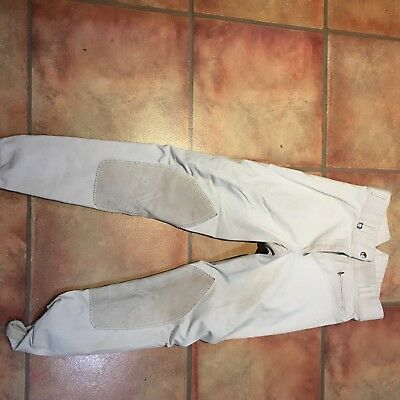 ladies pikeur high waisted dressage breeches size 8/10