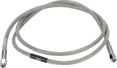 """Russell Universal Braided Stainless Steel Brake Line - 60"""" R58292S"""