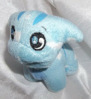 "Neopets Cloud Poogle Dog Plushie About 3"" tall with tush tag"