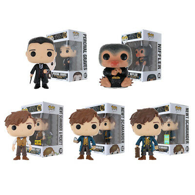 Fantastic Beasts and Where to Find Them Vinyl Figure Toys Xmas Gift