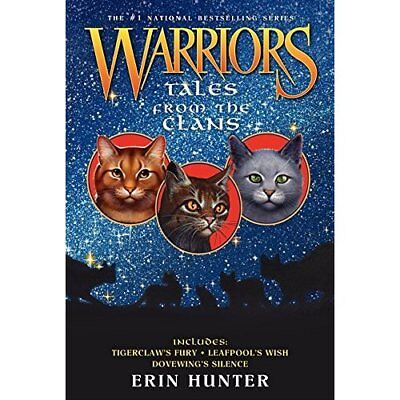 Warriors: Tales from the Clans - Paperback NEW Hunter, Erin 2014-12-04