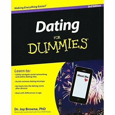 Dating for Dummies - Paperback NEW Joy Browne 2011-01-14