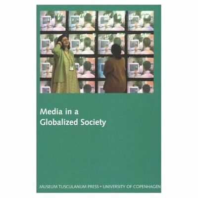 Media in a Globalized Society: Northern Lights - Film a - Paperback NEW Stig Hja