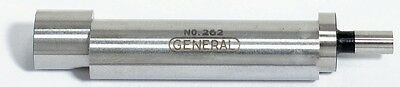 """Edge Finder Double End 1/2"""" Shank .200"""" & .500"""" Tip General Tool 262"""