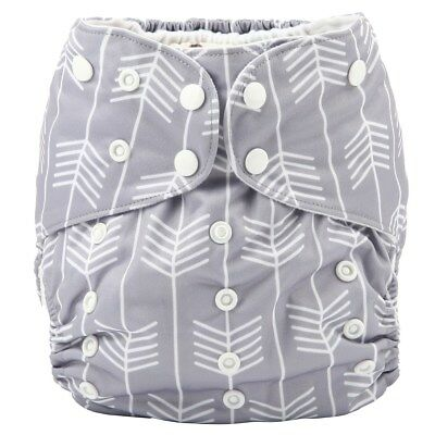 2 to 7 years old BIG Cloth Diaper Nappy Pocket Reusable Toddler Junior Arrow