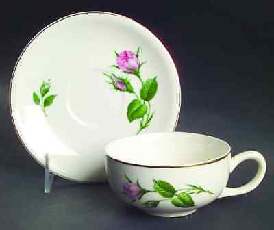 Paden City Pottery PCP33 Cup & Saucer 509705