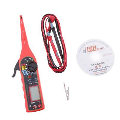 DC 12V Auto Car Truck Car Light Tester Pencil Lamp LCD Probe Diagnostic Tool