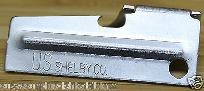 P38 p38 US Shelby Co stainless steel Military can opener Lot of 500