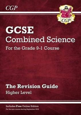 New Grade 9-1 GCSE Combined Science: Revision Guide with Online... 9781782945796