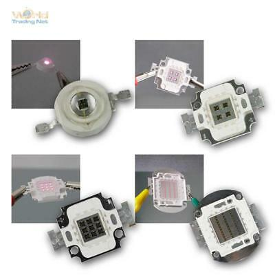 IR Highpower LED Chips 3/5/10/30W 940nm Infrarot high power LEDs für zB Strahler