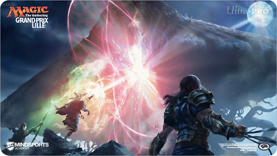 MTG Magic The Gathering Grand Prix Lille Playmat 2016 Emrakul and Gatewatch