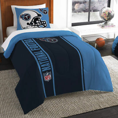 The Northwest Company Tennessee Titans Soft & Cozy 2-Piece Twin Bed Set - NFL