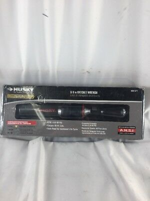 Husky 3/8 in. Air Ratchet Wrench 666 571  Brand New!!!