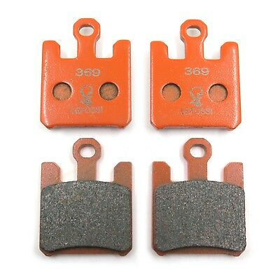 Carbon Ceramic Brake Pad for Kawasaki Ninja ZX-6R ZX-6RR ZX-10R ZX-12R