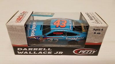 Bubba Wallace 2017 Lionel Collectibles #43 Smithfield Foods Ford 1/64 FREE SHIP!
