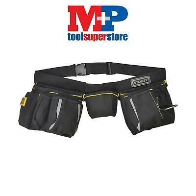 Stanley Tools 196178 Nail & Tool Belt Pouch Apron With Hammer Loop