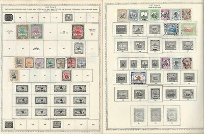 Sud, British Collection 1897-1991 on 30 Scott International & Minkus Pages