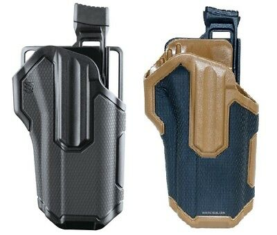 BlackHawk Level 2 Retention Thumb Release Omnivore MultiFit Concealment Holster
