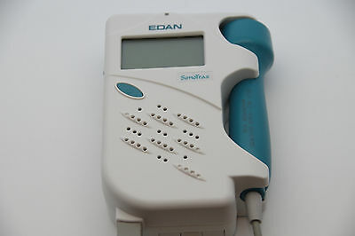 Sonotrax pro Fetal  Heart Doppler FDA , 3MHZ, audio recording