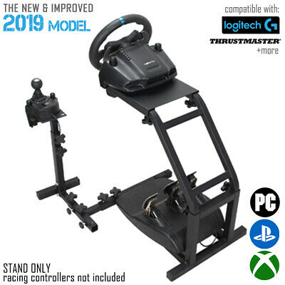 Pro Racing Simulator Steering Wheel Stand for G27 G29 PS4 G920 T300RS 458 T80