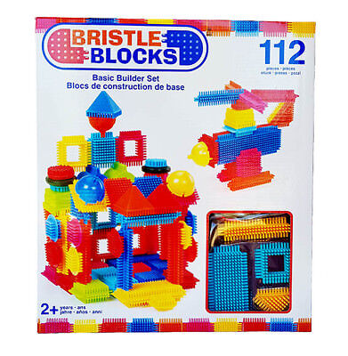 Bristle Blocks (112 pieces)
