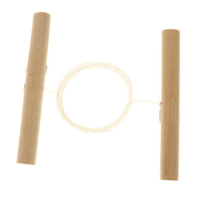 Nylon Wire Clay Cutter for Sculpey Cheese Cutting Soap Pottery Ceramic Tool