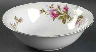 "Fine China Of Japan ROYAL ROSE 9"" Round Vegetable Bowl 1250161"