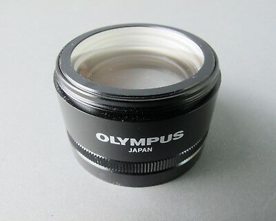 Great Olympus 0.3x (WD250-350) Auxiliary Objective for SZ Series Microscope 110