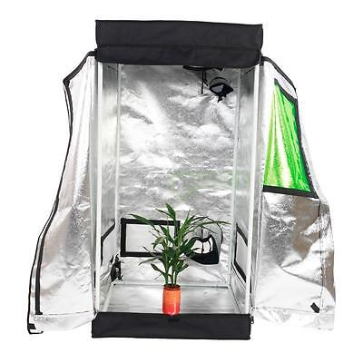 60 x 60 x 120cm Indoor Dismountable Hydroponic Plant Growing Tent with Window