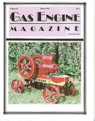 1910 Economy Gas Engine, Massey Harris General Purpose GP