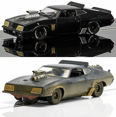 Scalextric 3983/3697 Ford XB Mad Max - Set