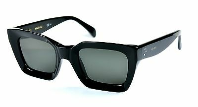 CELINE CL 41450/S  Sunglasses  col. 80770 Black /Grey lenses New