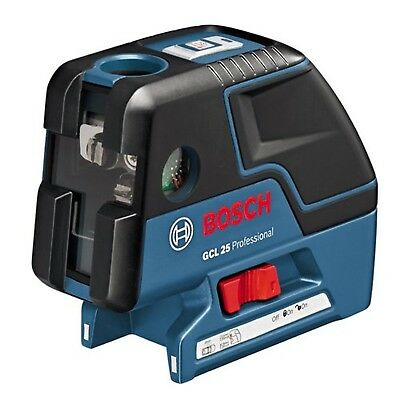 Bosch Professional Combi Laser with Wall Mount/ L-Boxx Carry Case