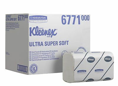 KLEENEX Airflex Ultra Super Soft Hand Towels (product code 6771) Interfolded ...