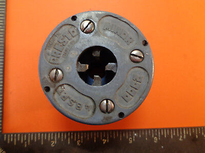 Presto Minor 2000 Threading pipe die 1/4in BSP LOTTHTRP5271