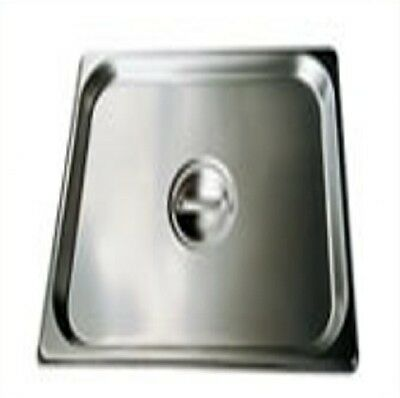 1 PC Stainless Steel Lid Solid for Full Size Steam Table Pan STPA7000C NEW
