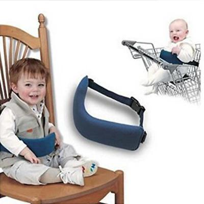 Baby Portable Kids Feeding Harness Chair Child Infant Safety Belt Seat New C