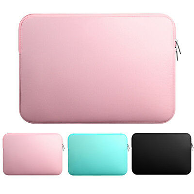 Laptop Case Bag Cover Sleeve Pouch for 11''13''15.6'' Macbook Air Notebook US