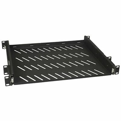1U Ball Bearing Sliding Rack Shelf