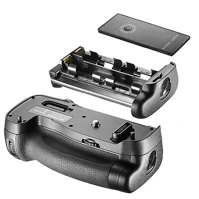 Neewer Wireless Battery Grip Replacement for MB-D17 for Nikon D500 Camera
