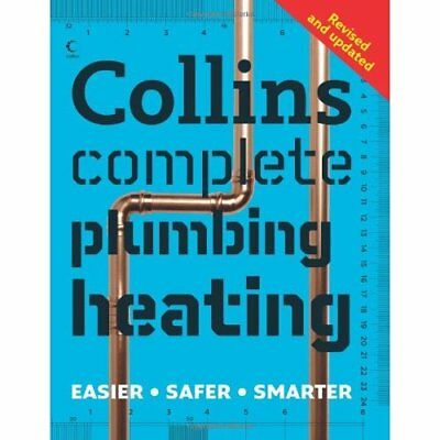 Collins Complete Plumbing and Central Heating - Paperback NEW Jackson, Albert 20