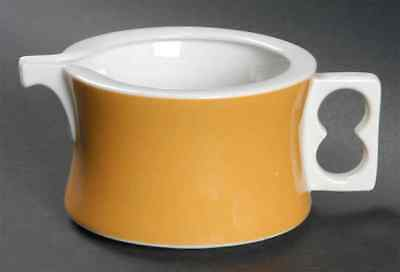 Block CHROMATICS GOLD BROWN Creamer 34202