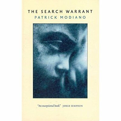 The Search Warrant: Dora Bruder - Paperback NEW Modiano, Patric 2009-12-01