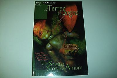 Sandman Presenta:le Terre Del Sogno-Una Strana Storia D'amore-Magic Press 2001