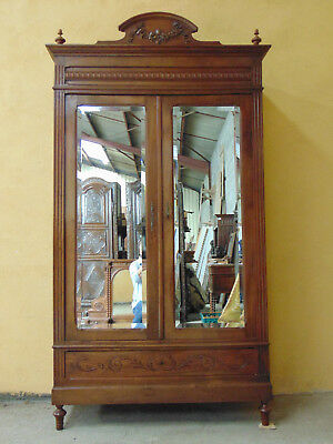 French   Armoire in the Louis XVI style