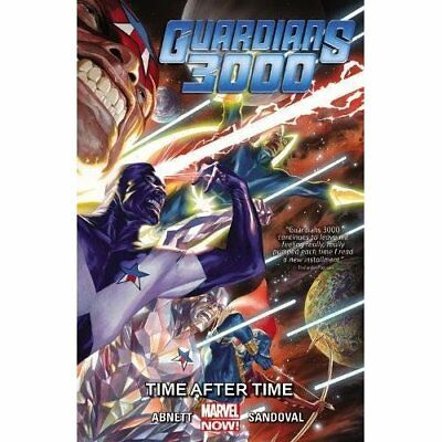 Guardians 3000 Volume 1: Time After Time - Paperback NEW Dan Abnett (Aut 2015-06