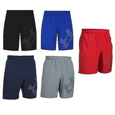 Brand NEW - Under Armour Men's Woven Athletic Shorts - Pick Size & Color