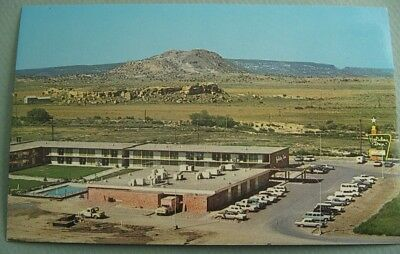 Holiday Inn Motel Route 66 GALLUP NEW MEXICO NM Vintage Postcard