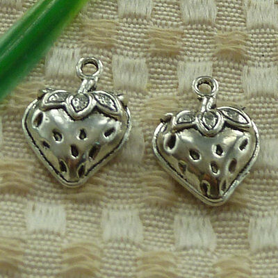 free ship 30 pieces Antique silver My Mom My bero charms 25x21mm #2765