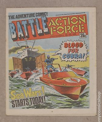 Battle Picture Weekly (UK) #860705 1986 VF 8.0